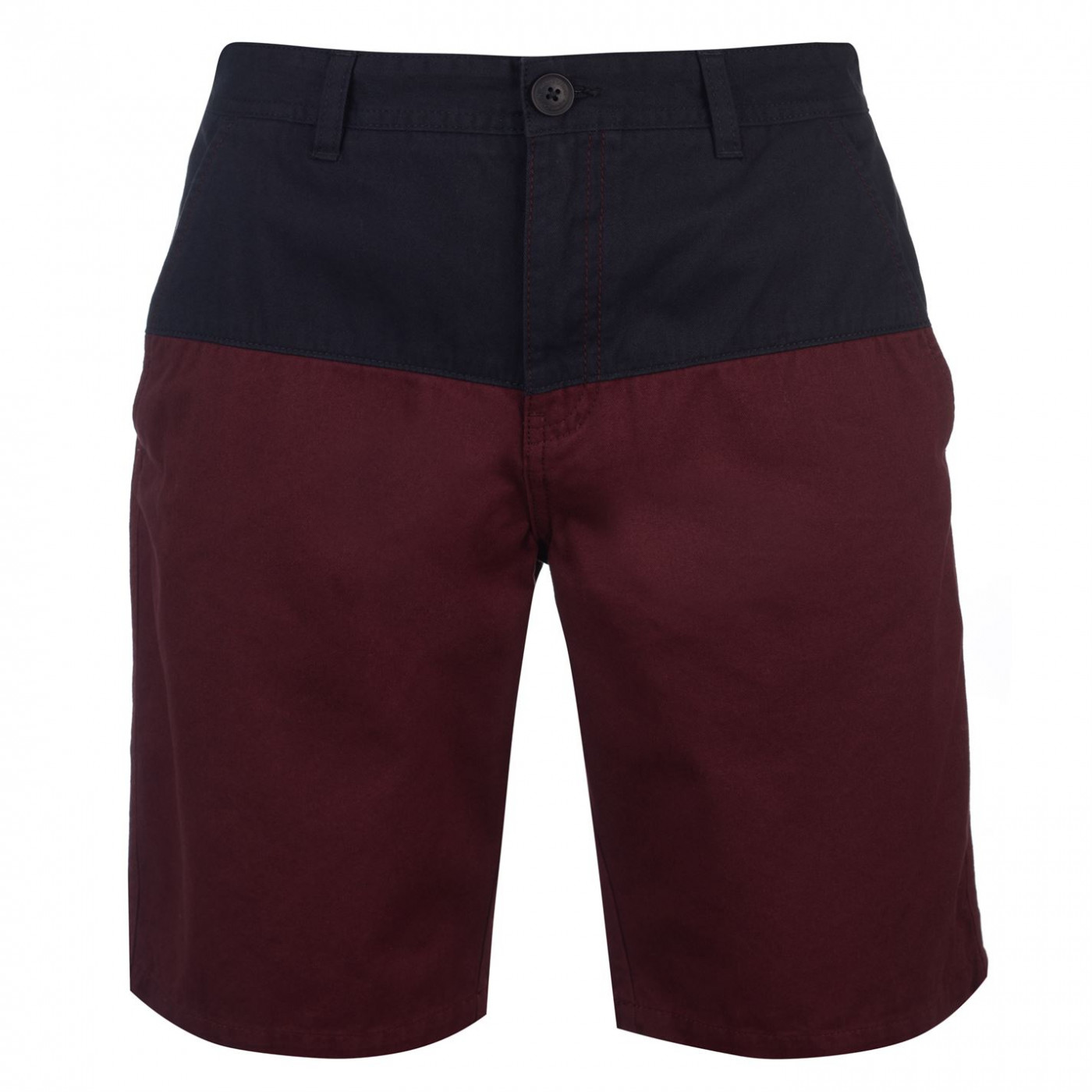 Pierre Cardin Panel Chino Shorts Mens