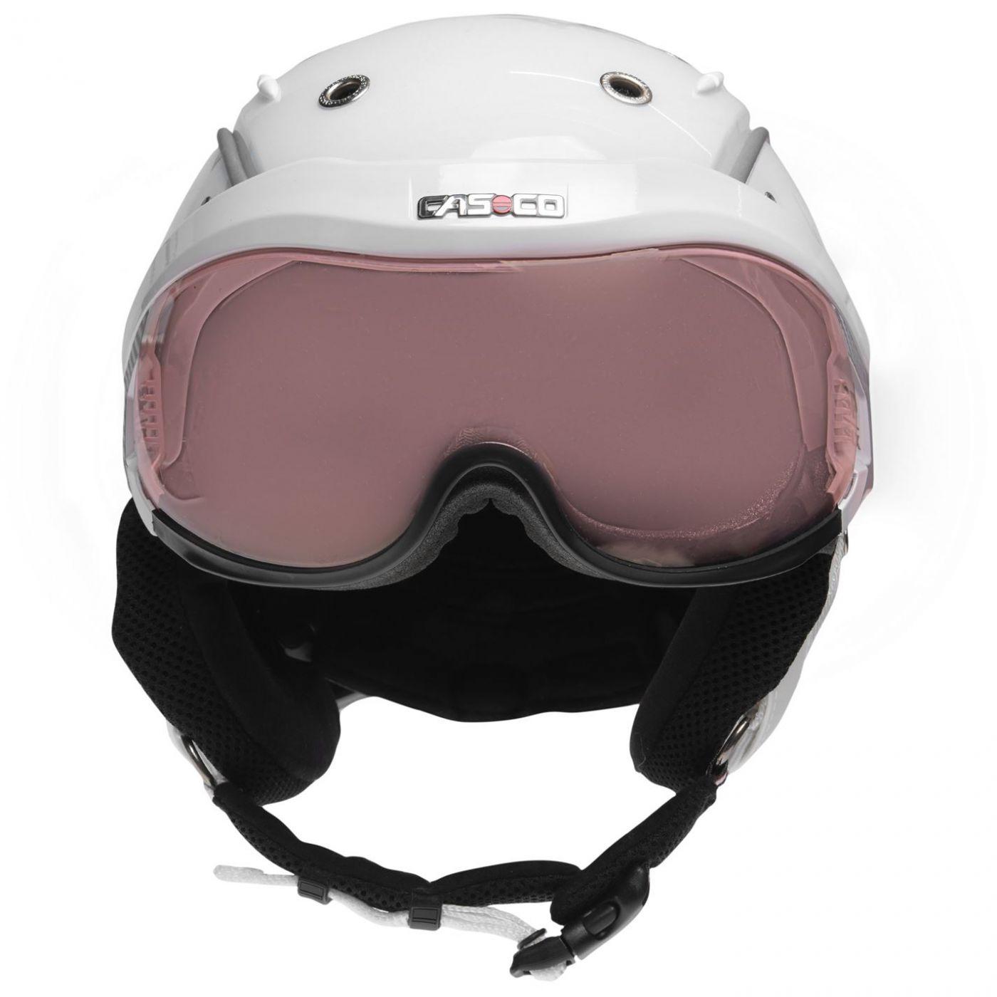 Casco SP6 Visor Ski Helmet