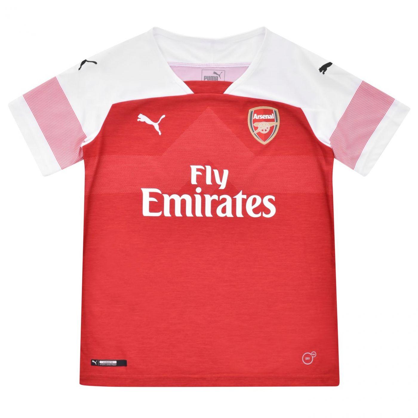Puma Arsenal FC Junior Home Replica T-shirt 2018-19