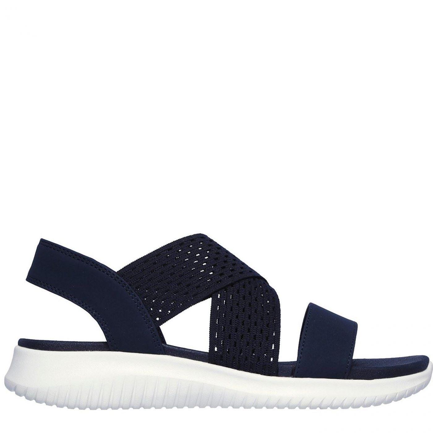 Skechers Neon Sandals Ladies