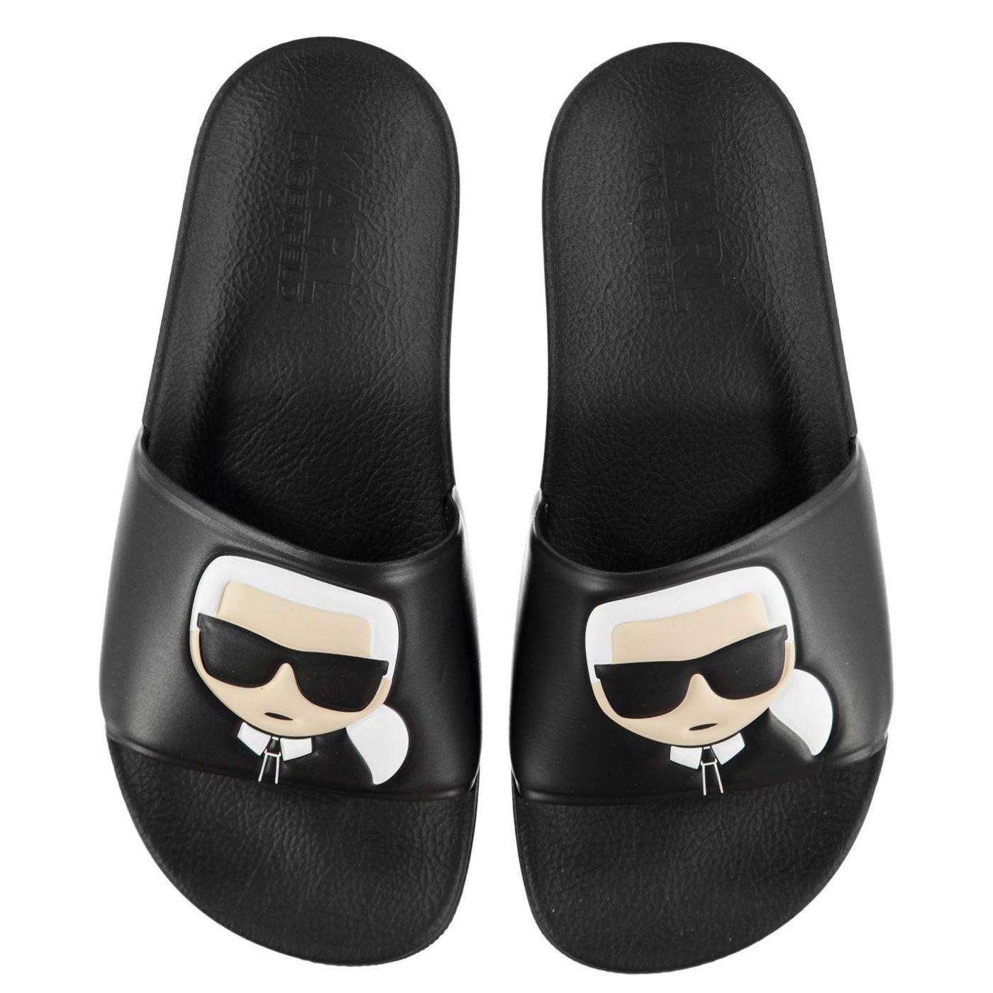 Karl Lagerfeld Kondo Sliders