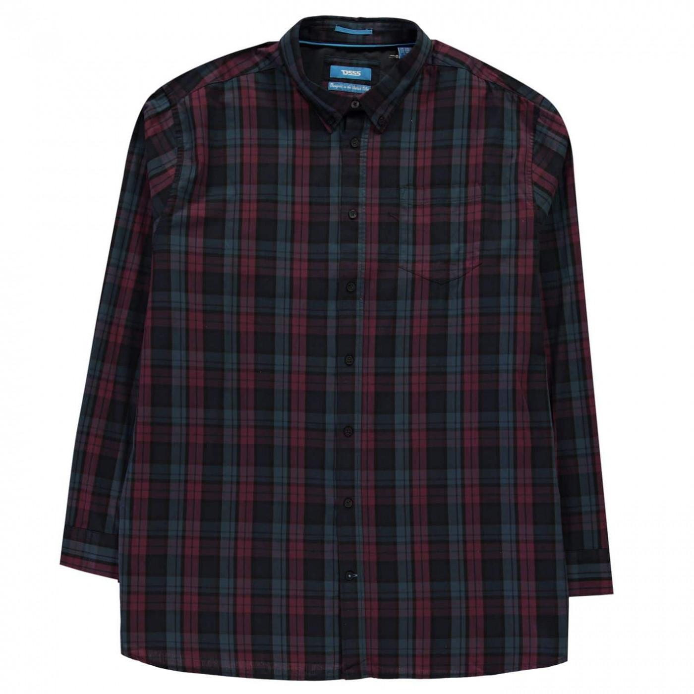 D555 Enderby Long Sleeve Shirt Mens