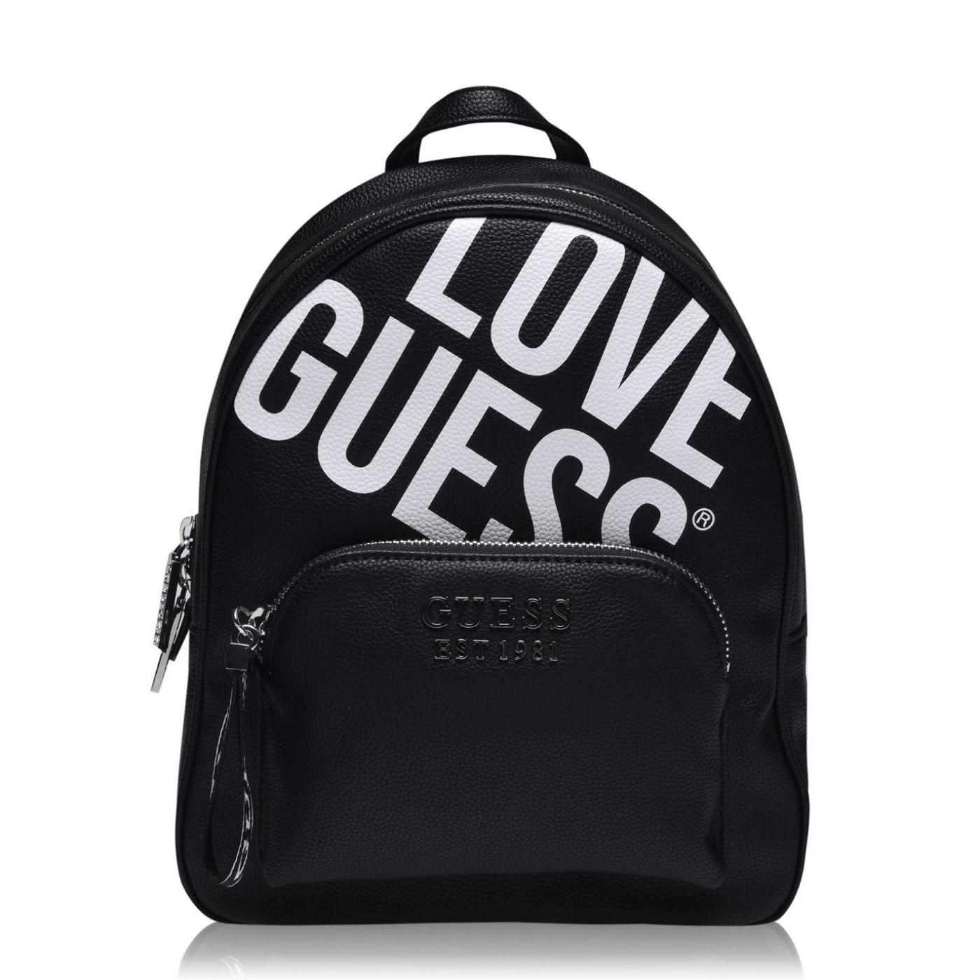 Guess Haidee Logo Backpack