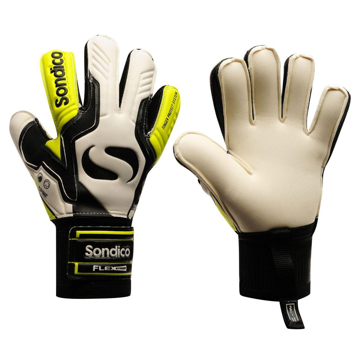 Sondico Aquaspine Goalkeeper Gloves Mens