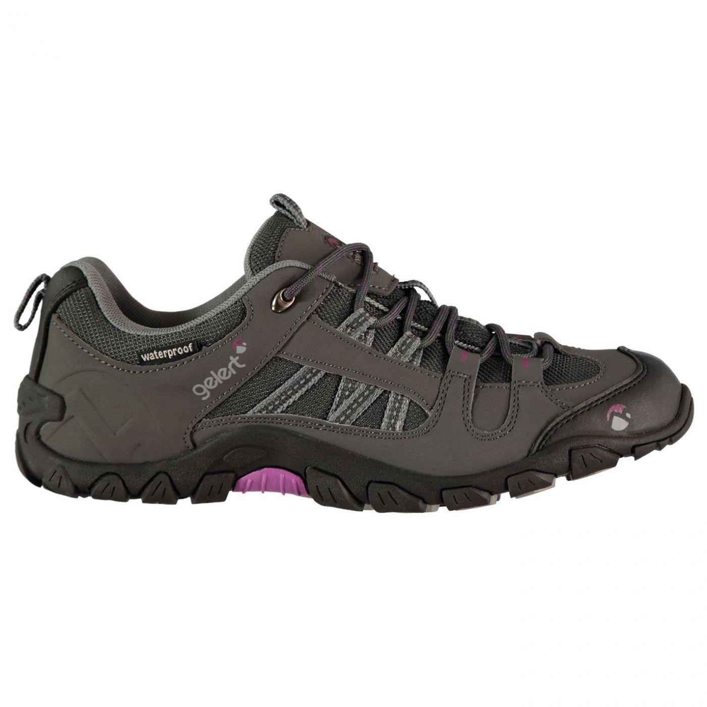 Gelert Rocky Waterproof Ladies Walking Shoes