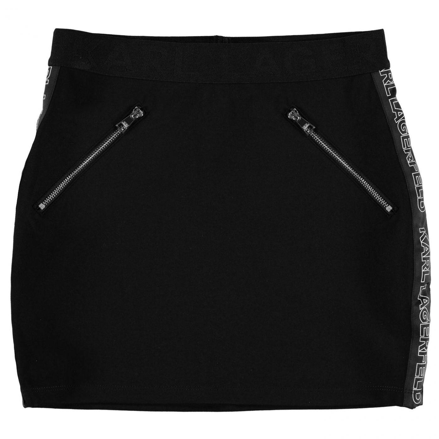 Karl Lagerfeld Glam Rock Skirt