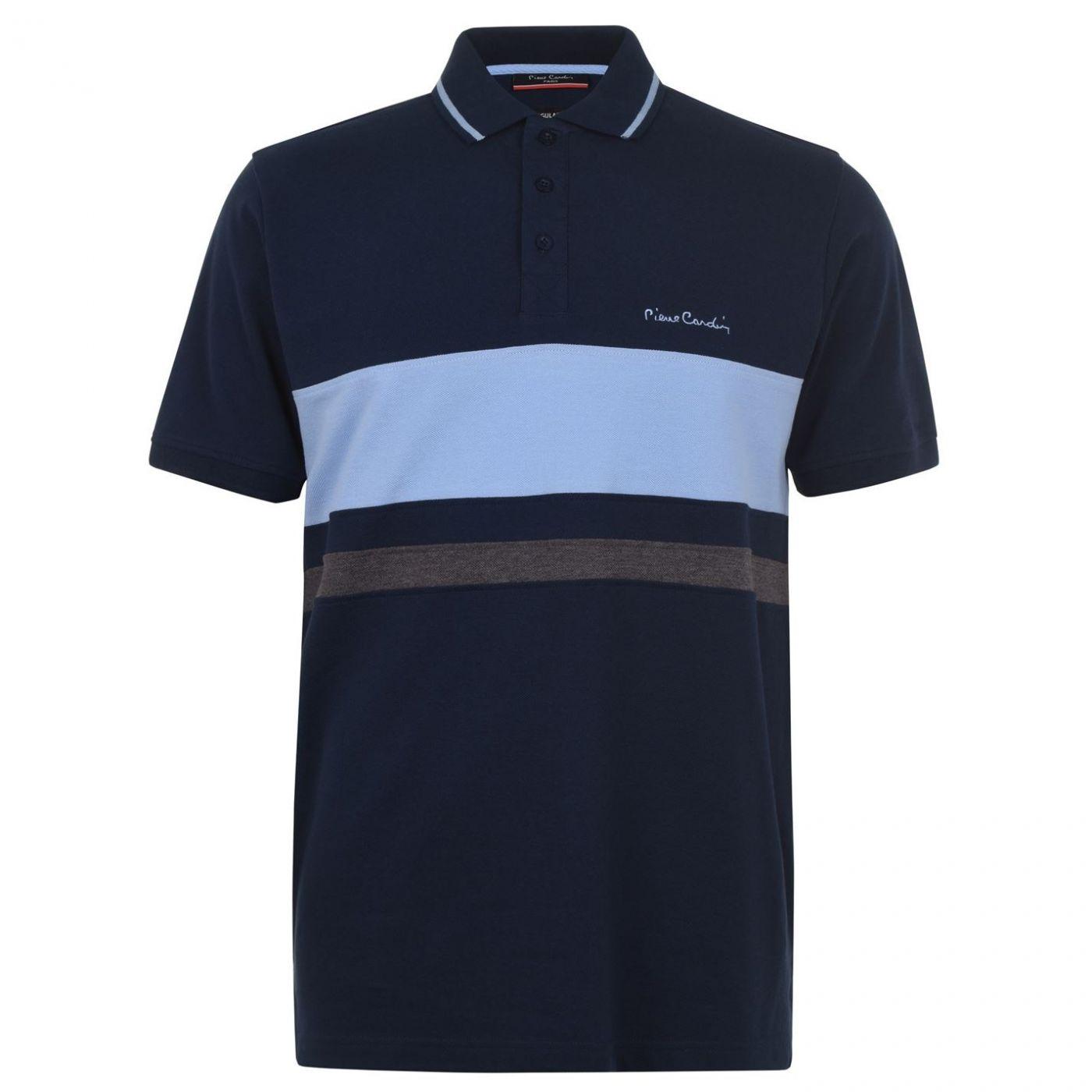 Men's Polo shirt Pierre Cardin Color Block