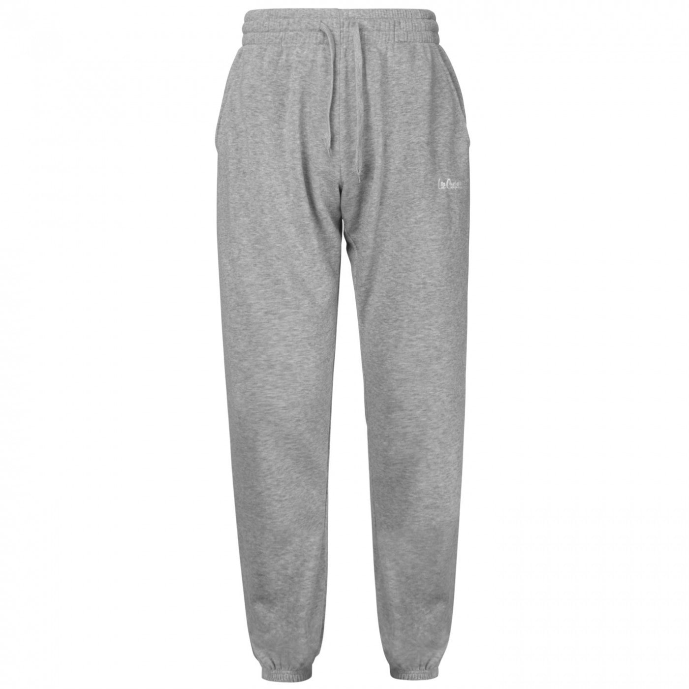 Lee Cooper Fleece Jogging Bottoms Mens