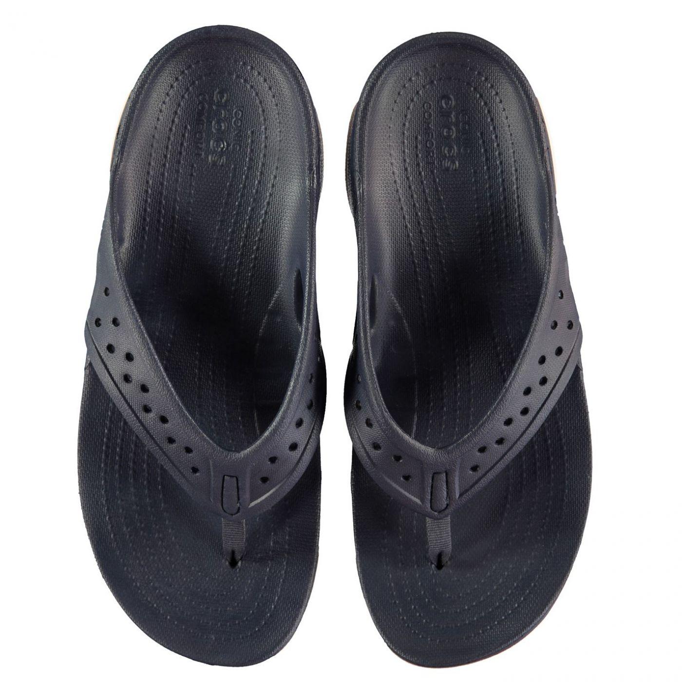 Crocs Swift Deck Flip Flops Mens