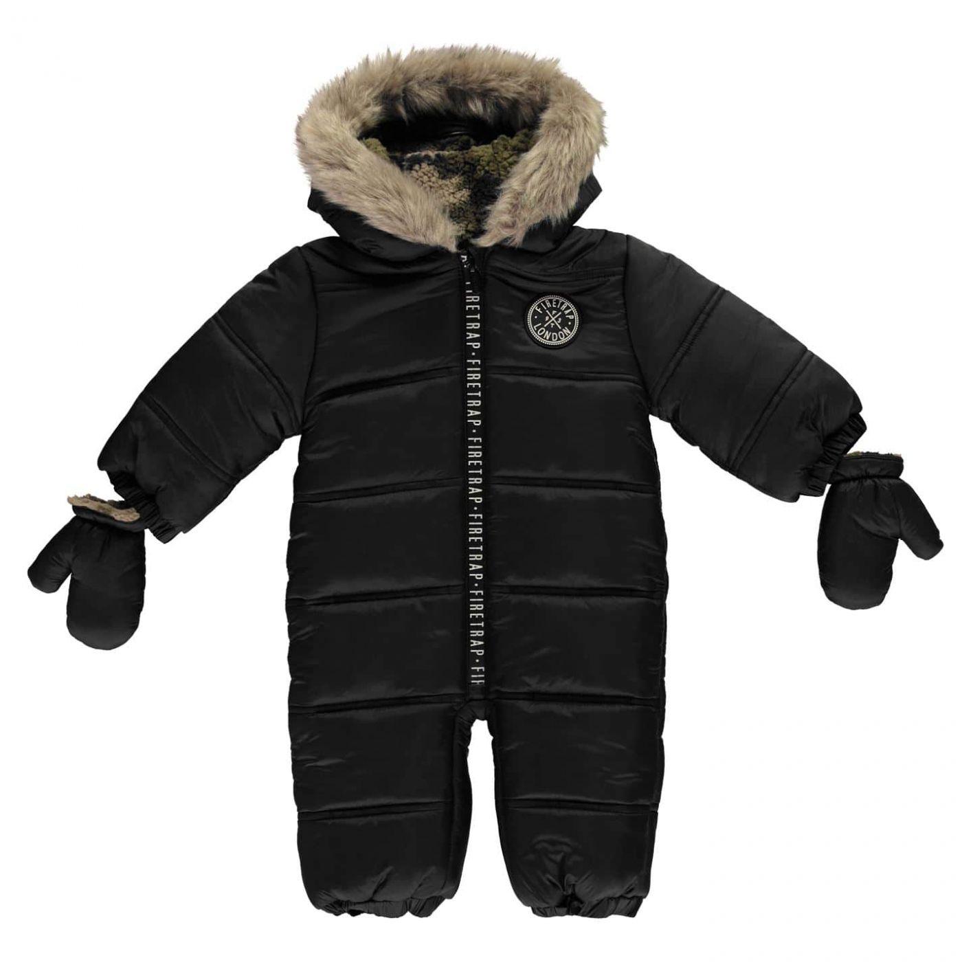 Firetrap Lux Snowsuit