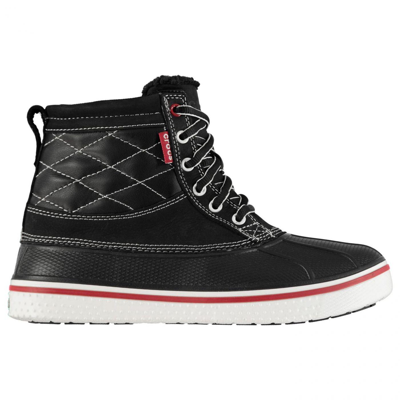 Crocs AllCast Duck Mens Boots