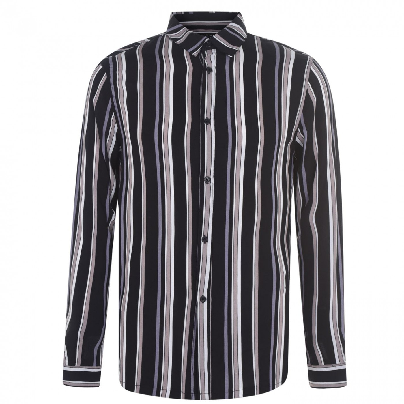 Religion Stripe Shirt