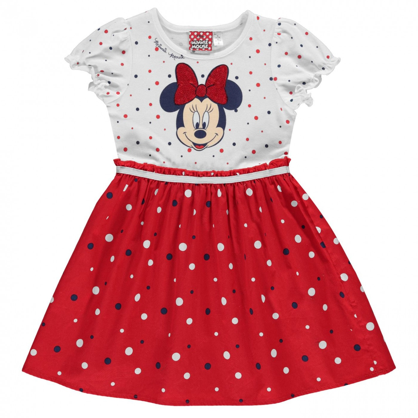Character Woven Dress Infant Girls