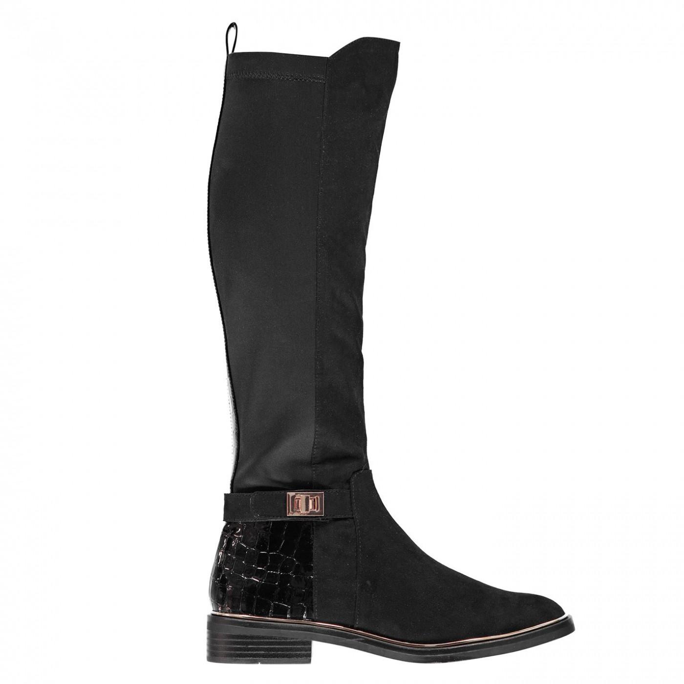 Miso Capri Knee High Ladies Boots