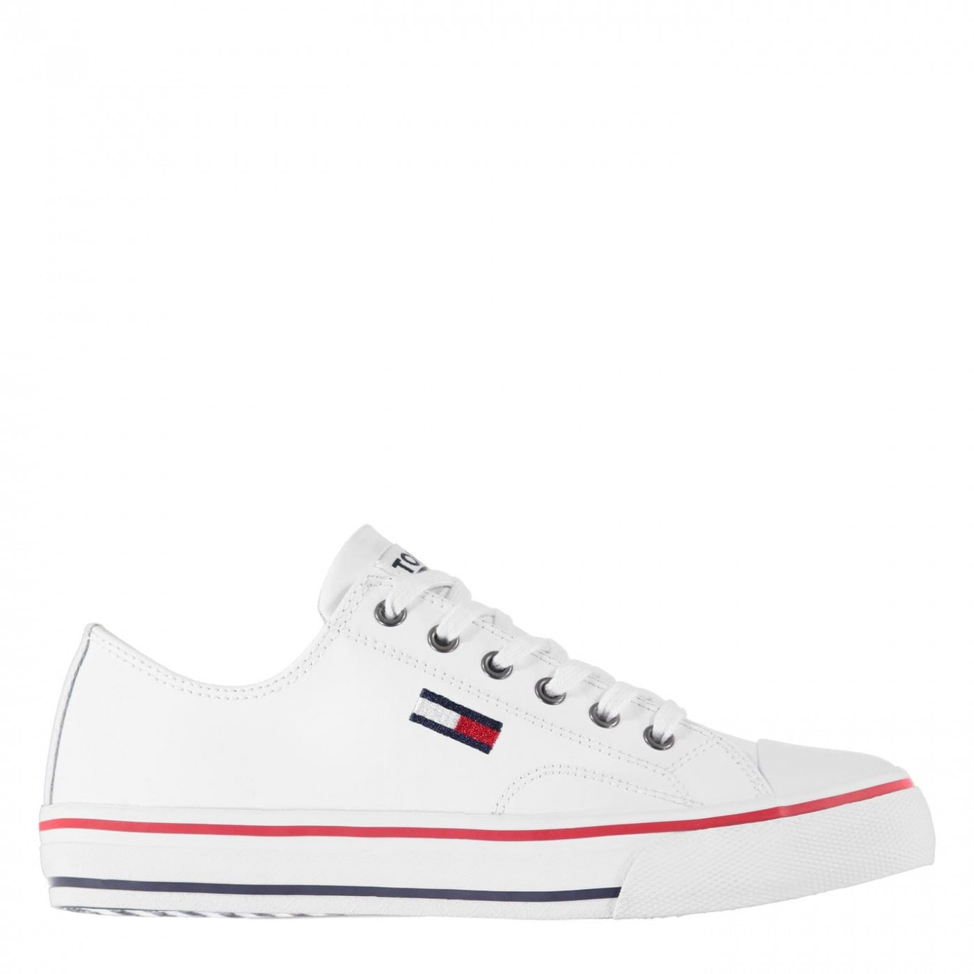 Tommy Jeans Leather City Sneakers