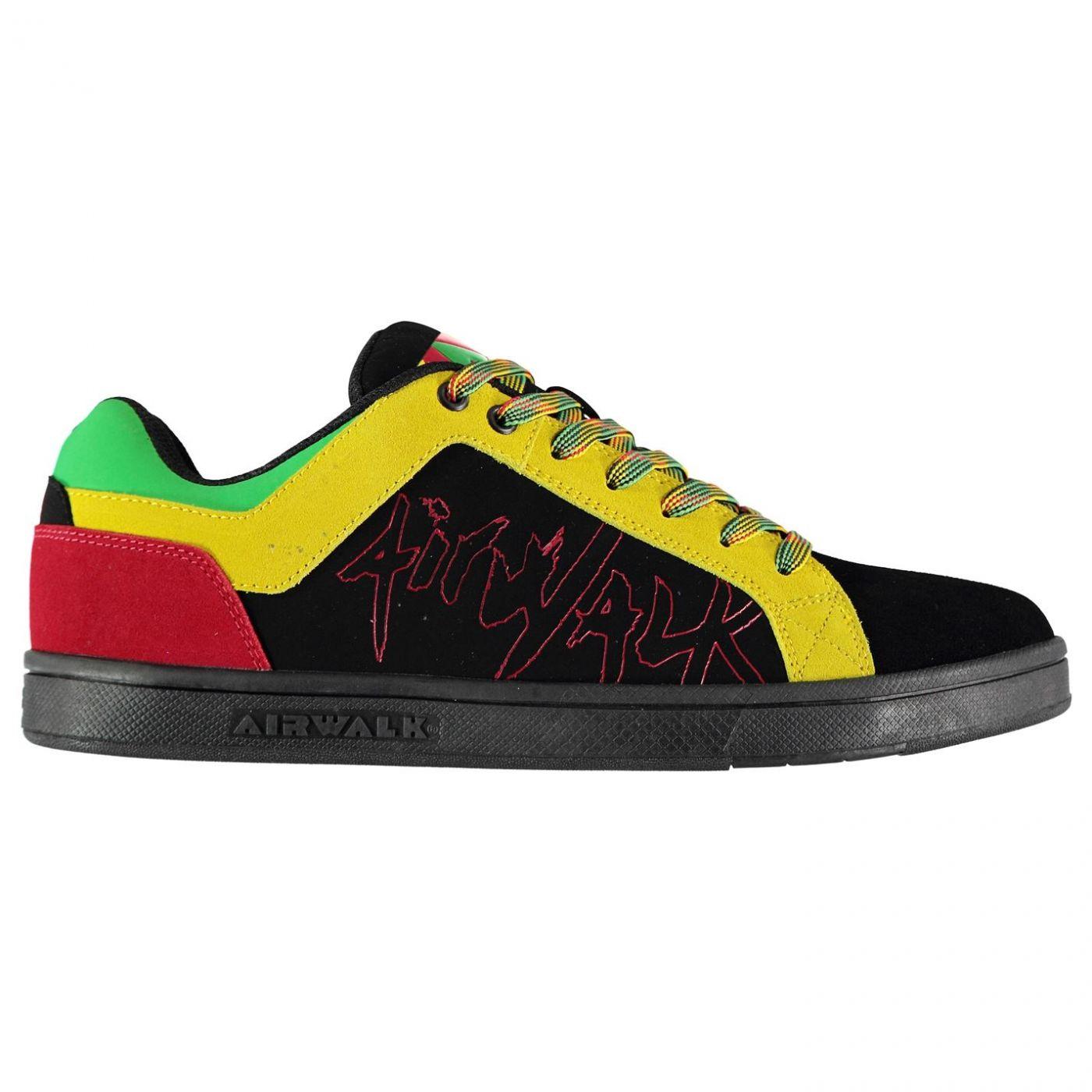Airwalk Neptune Mens Skate Shoes