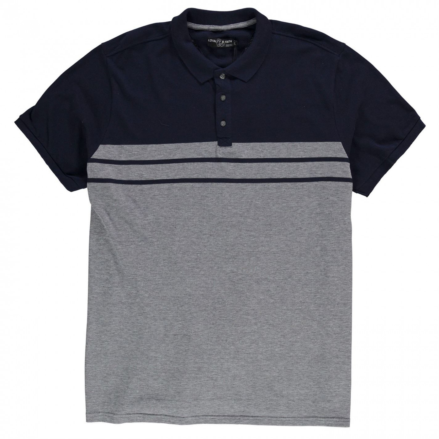 Loyalty and Faith Caines Polo Shirt Mens