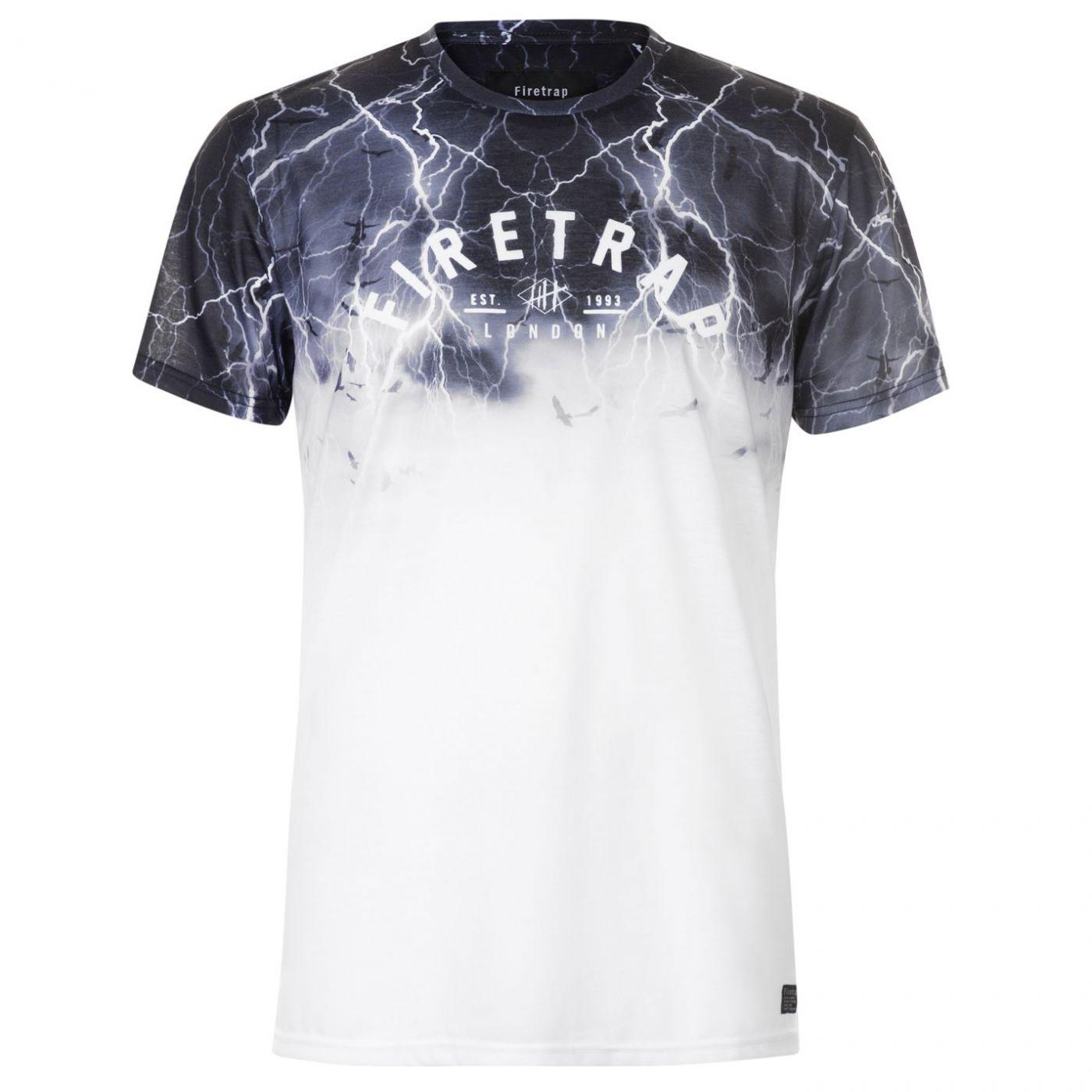 Firetrap Sub T Shirt Mens