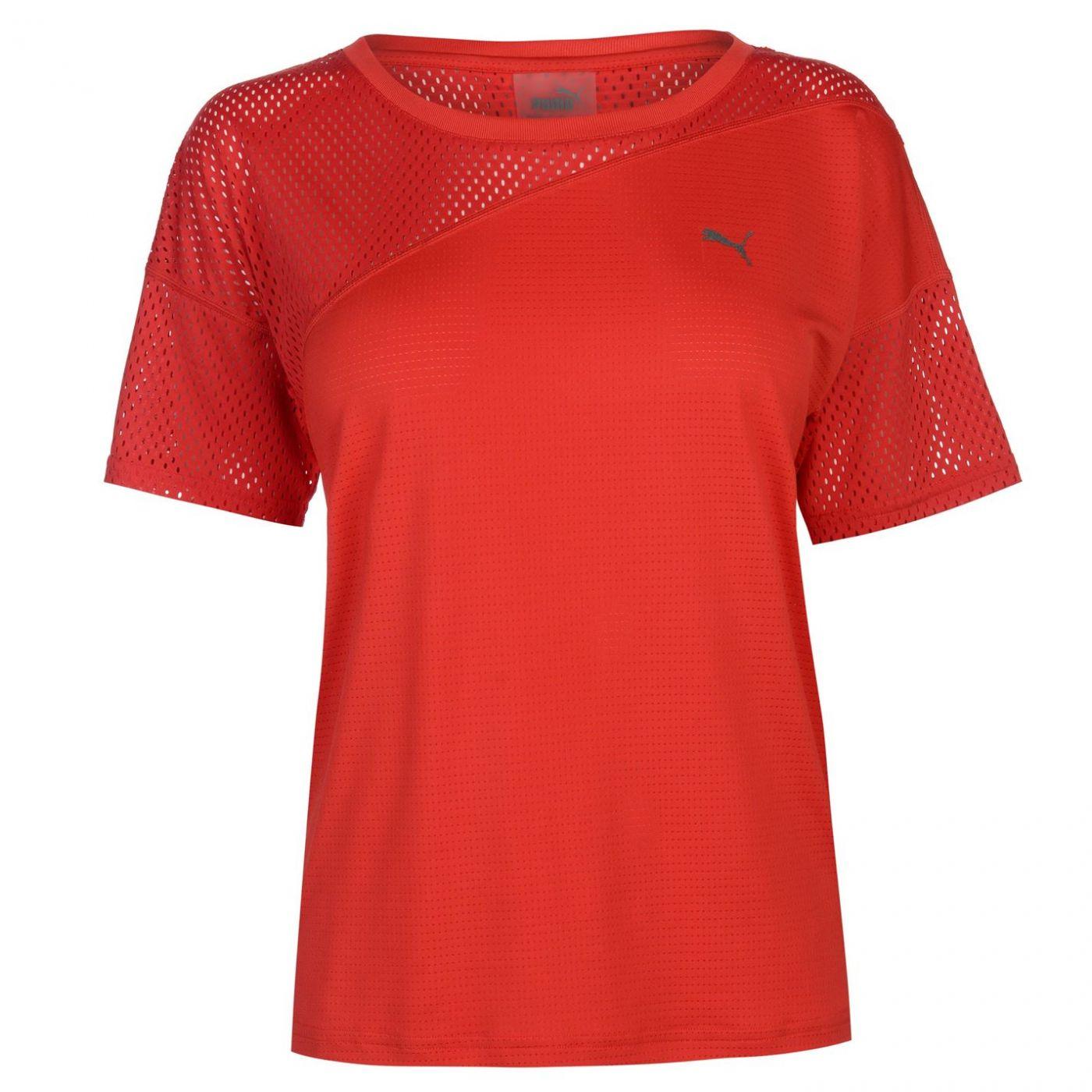 Triko Puma ACE Mesh T Shirt dámské