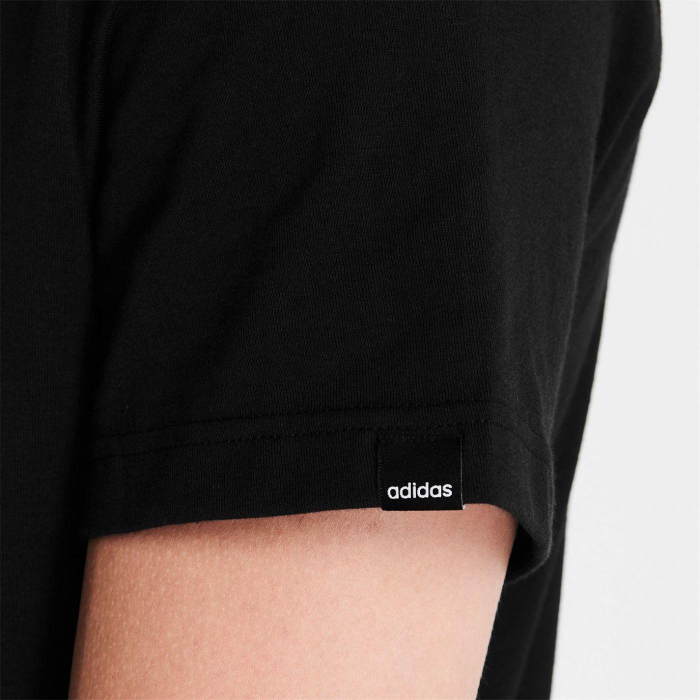 Adidas Box 03 Qt T-shirt Mens