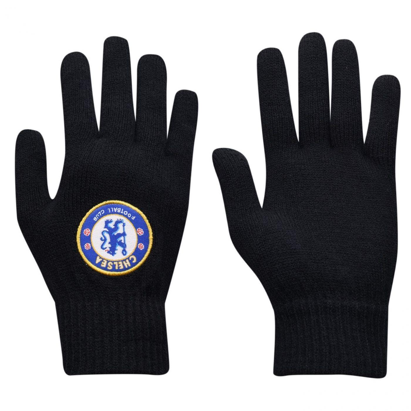 Team Knit Gloves Juniors