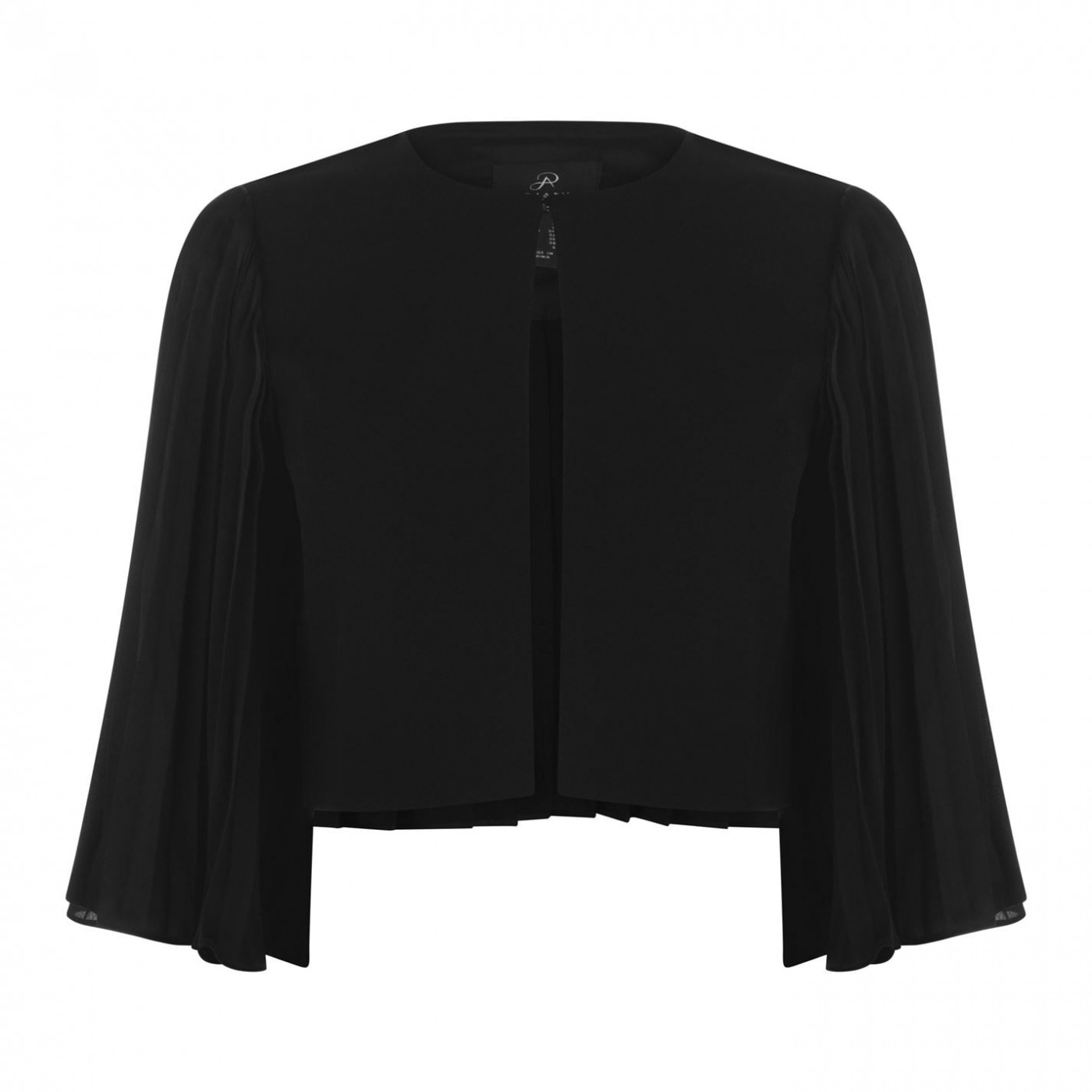 Adrianna Papell Pleated Shirt