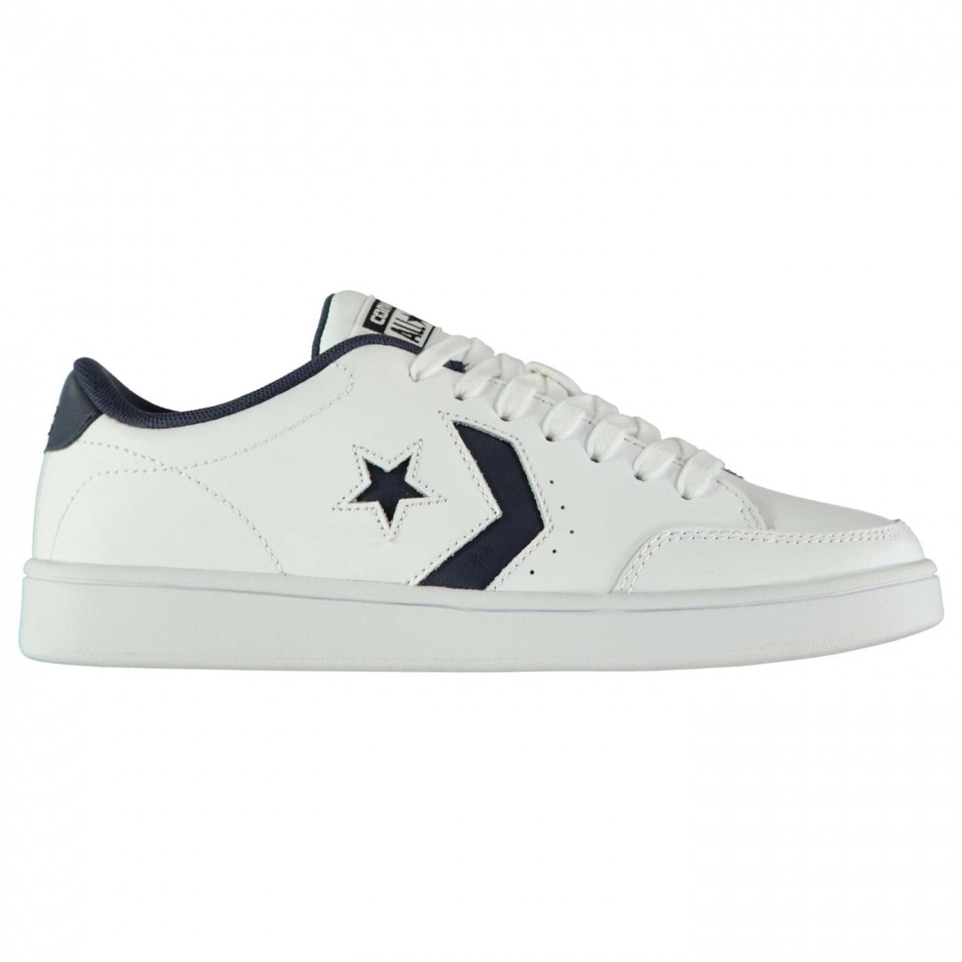 2converse star court trainers