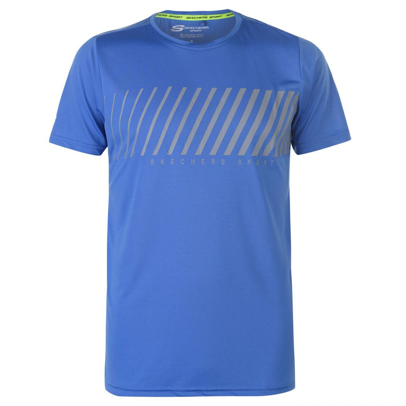Skechers Graphic T Shirt Mens