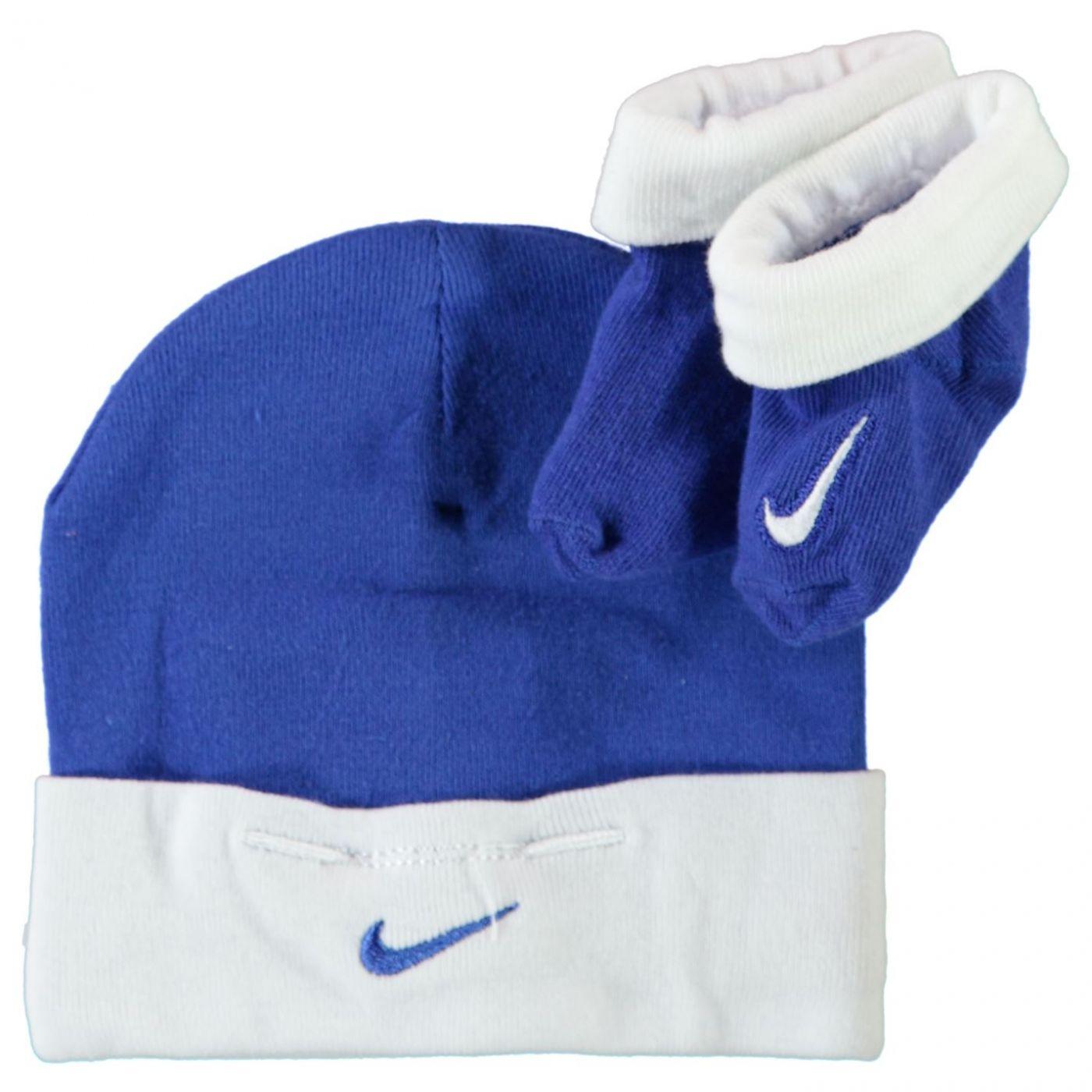 Nike Hat Bootie Set Baby Boys