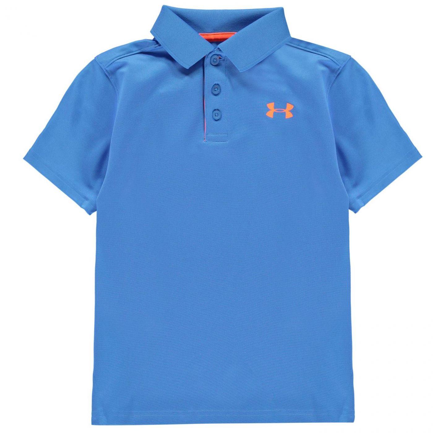 Under Armour Performance Polo Shirt Junior Boys