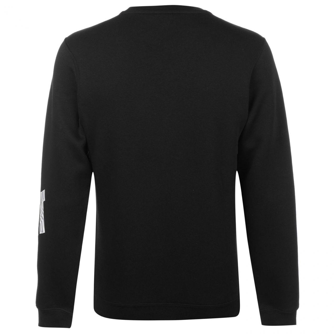 Nike Fleece Graphic Crew Sweater Mens