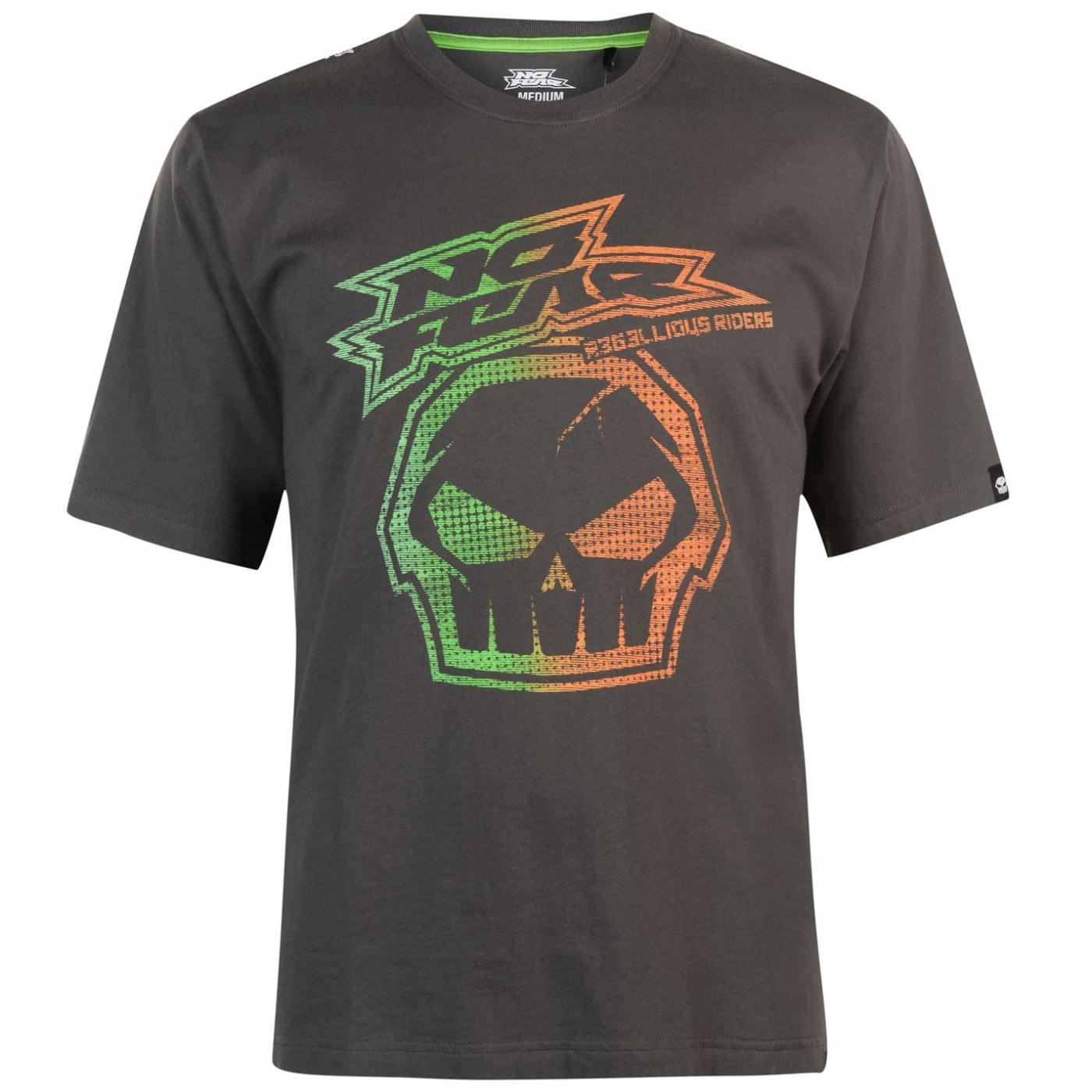Triko Triko No Fear Core Graph T Shirt pánske