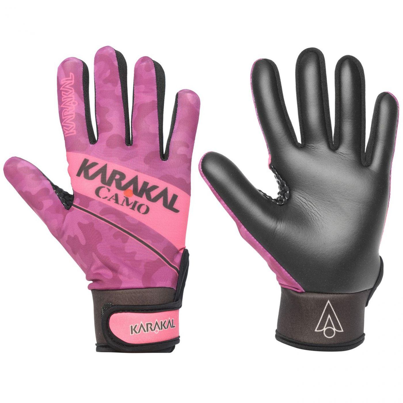 Karakal Camo GAA Gloves Junior