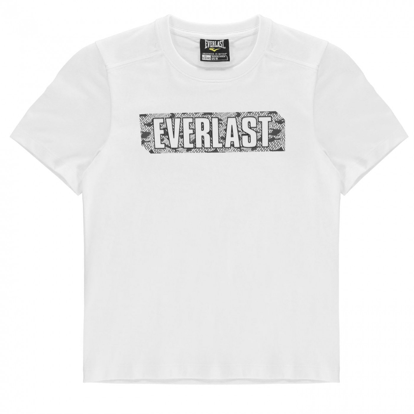 Everlast Graphic T Shirt Junior Boys