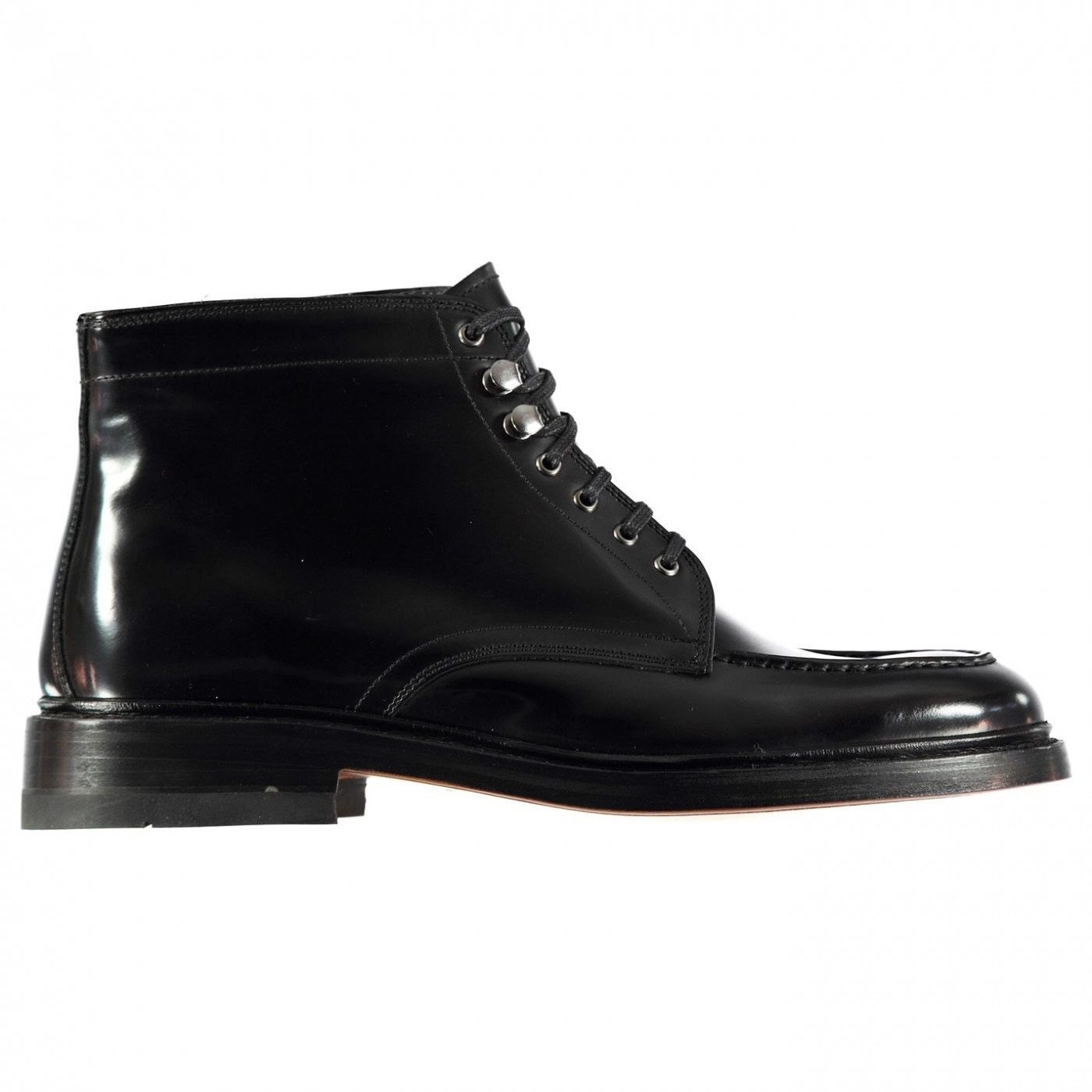 Bass Weejuns Apron Boots
