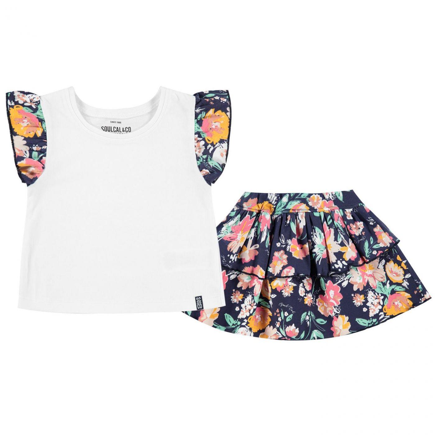 SoulCal Skirt Set Infant Girls