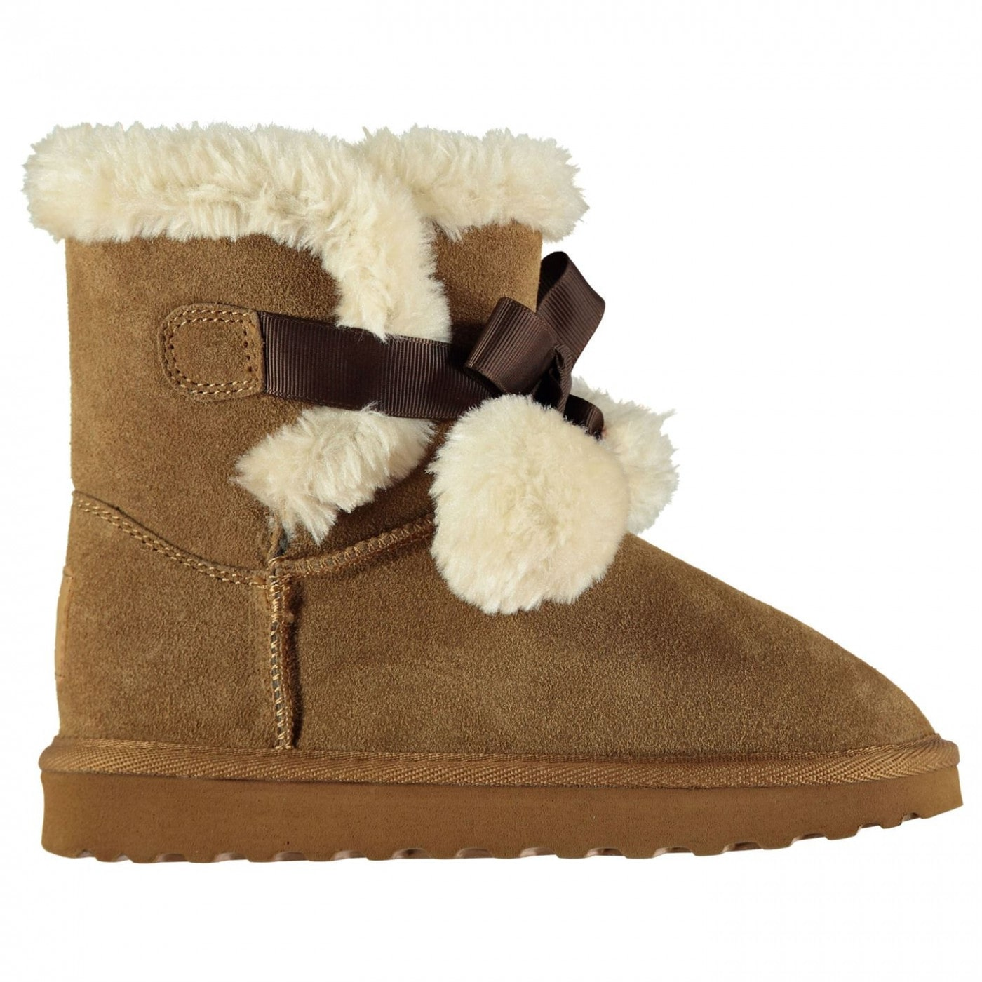 SoulCal Carmel Snug Boots Child Girls