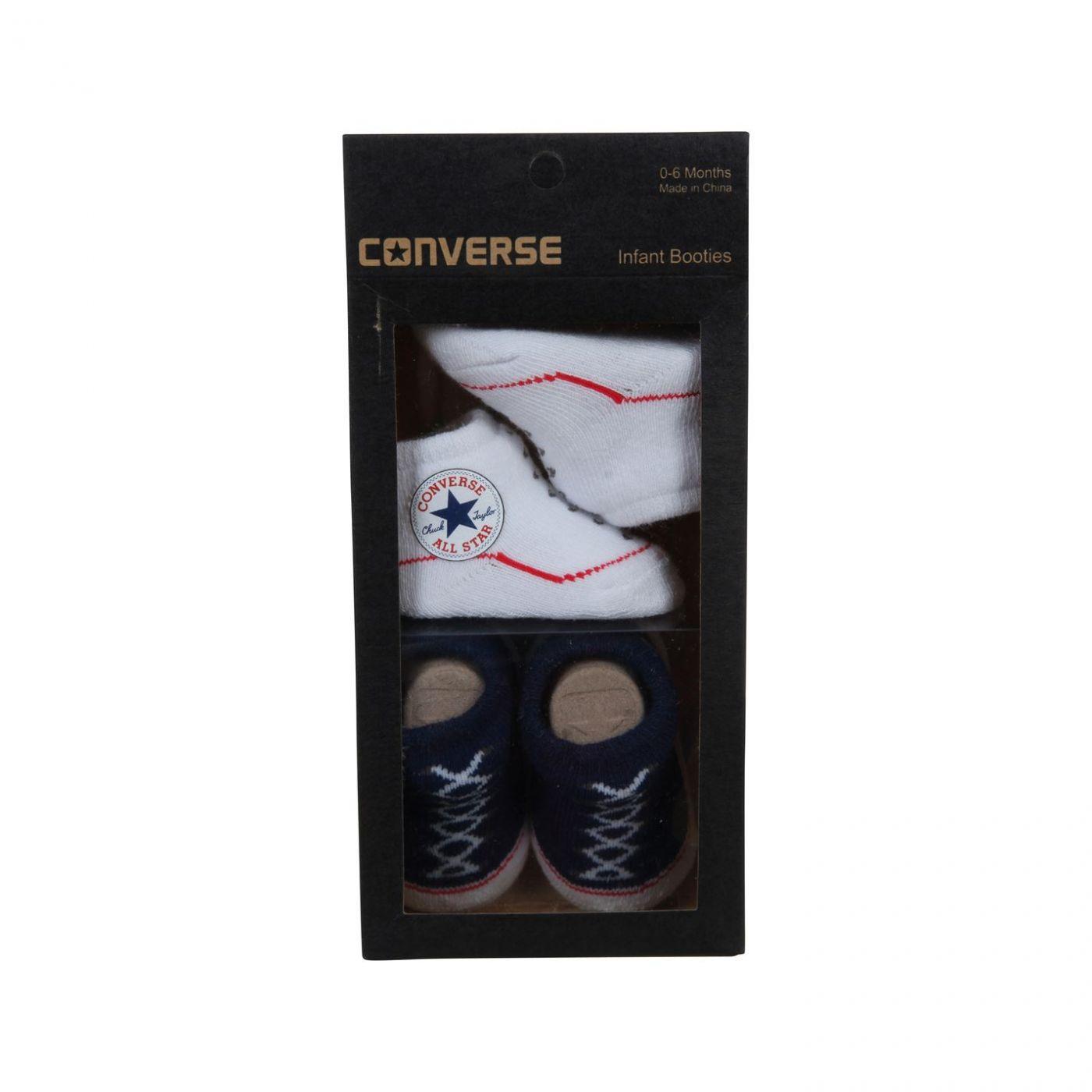 Converse Chuck Taylor All Star Crib Bootie Gift Box