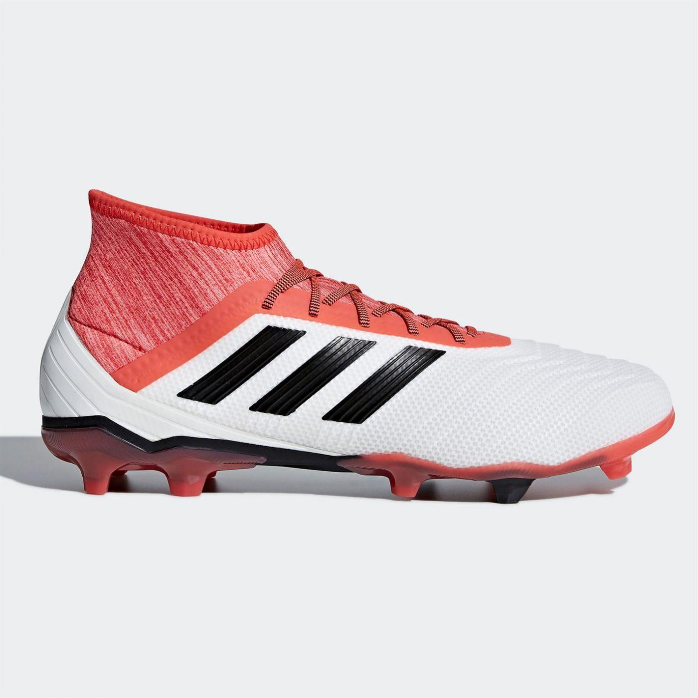 ba8721fa2532 Adidas Predator 18.2 Mens FG Football Boots - FACTCOOL