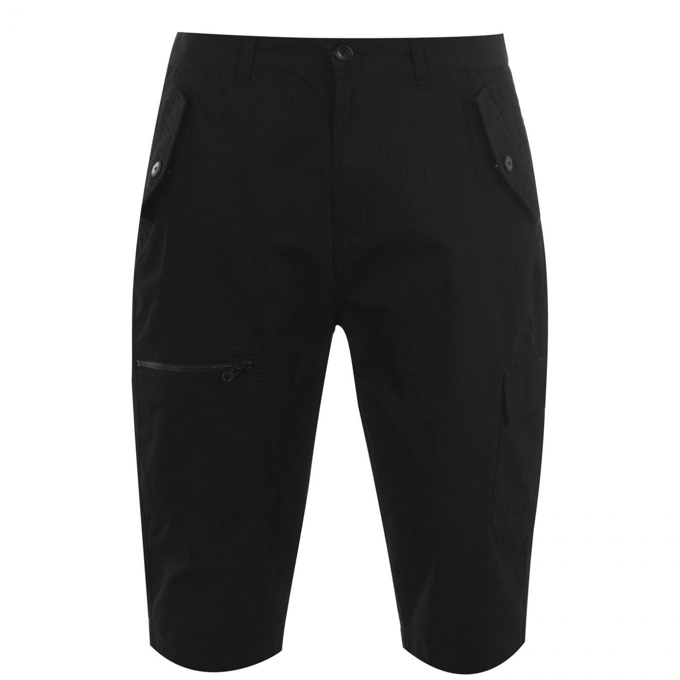 Pierre Cardin three quarter Cargo Shorts Mens