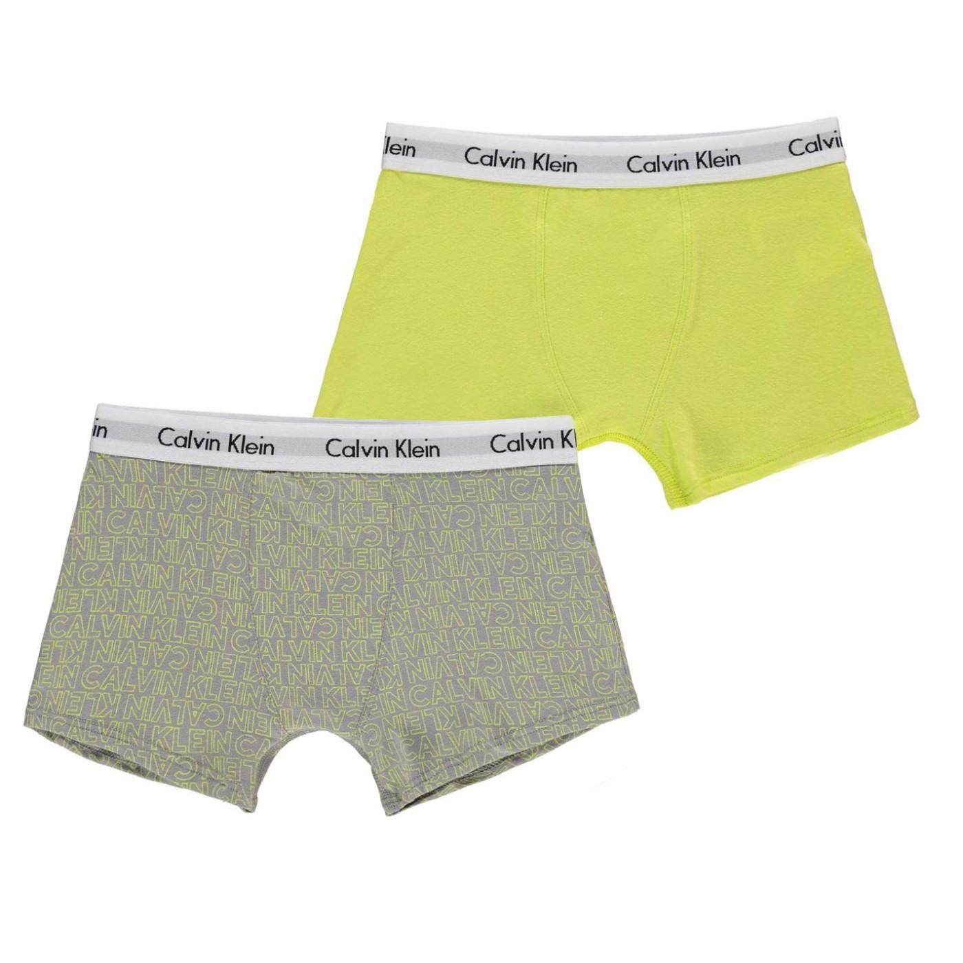 3f4a6f42d Predaj skončil - Calvin Klein 2 Pack Trunks