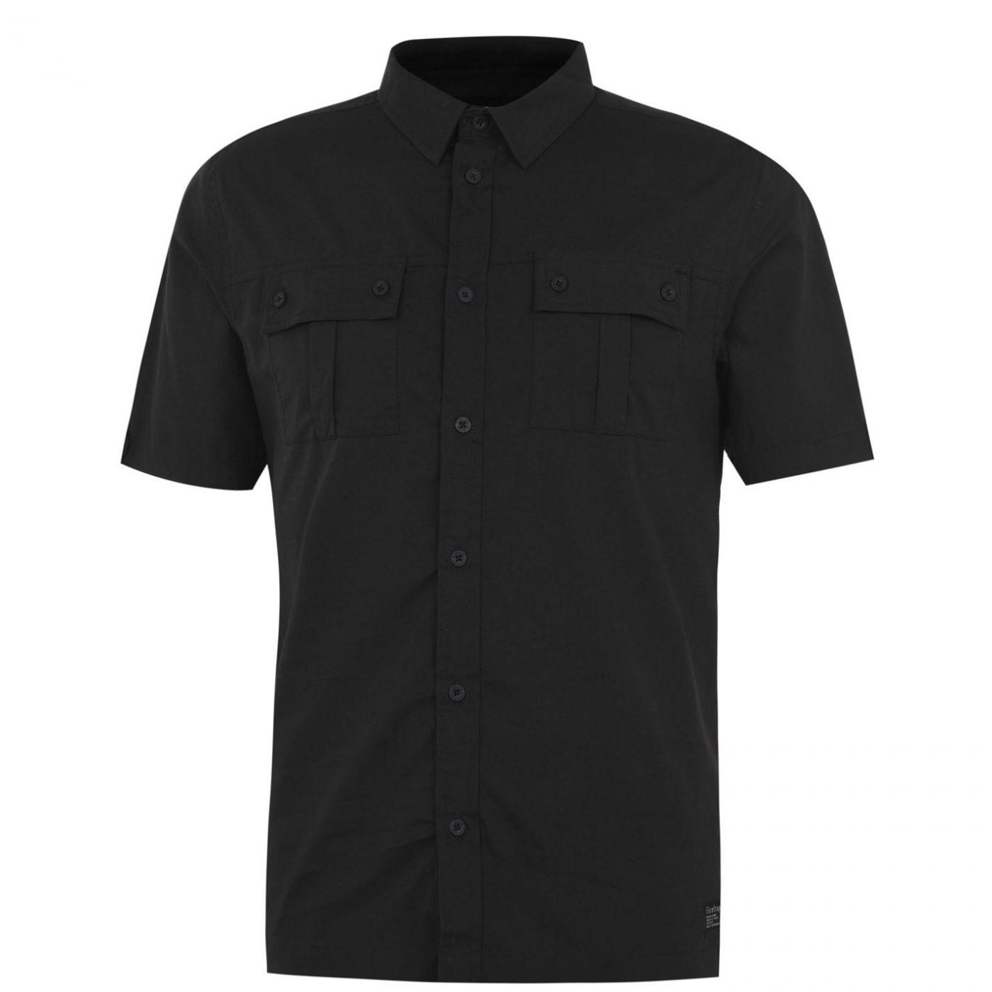 Firetrap Utility Shirt Mens