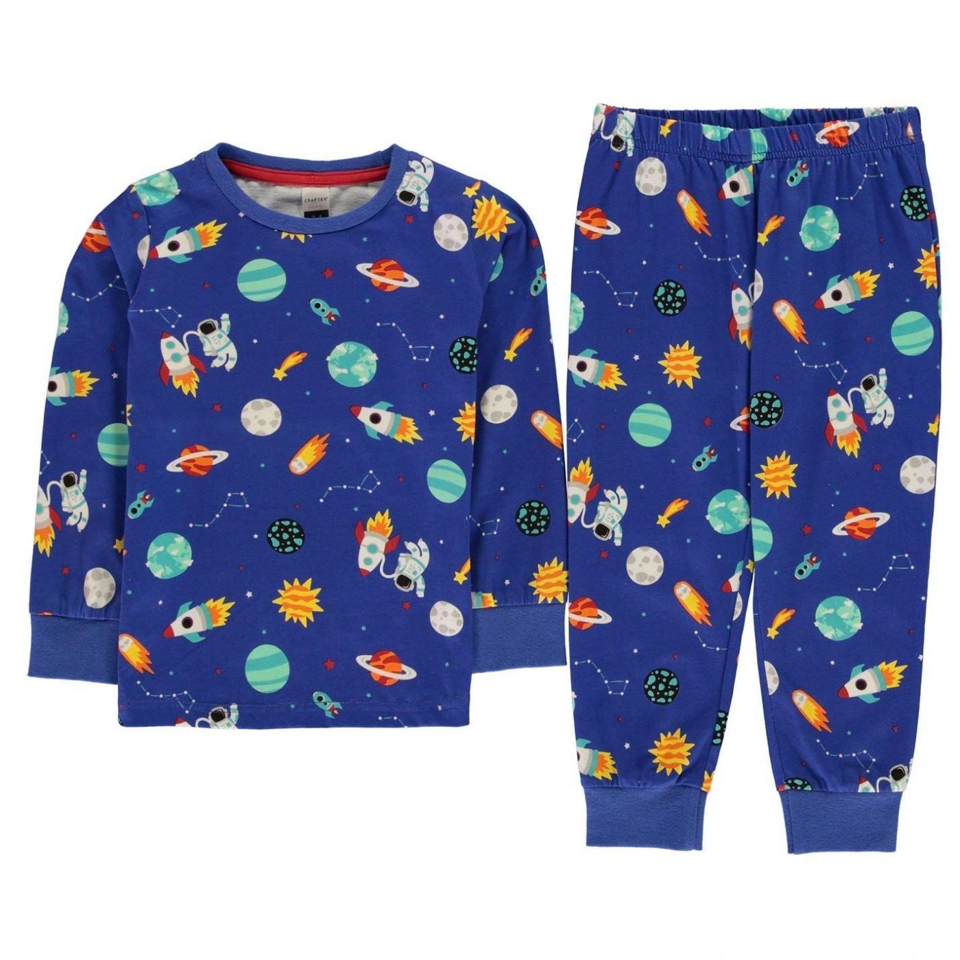 Crafted Essentials Design Pyjama Set