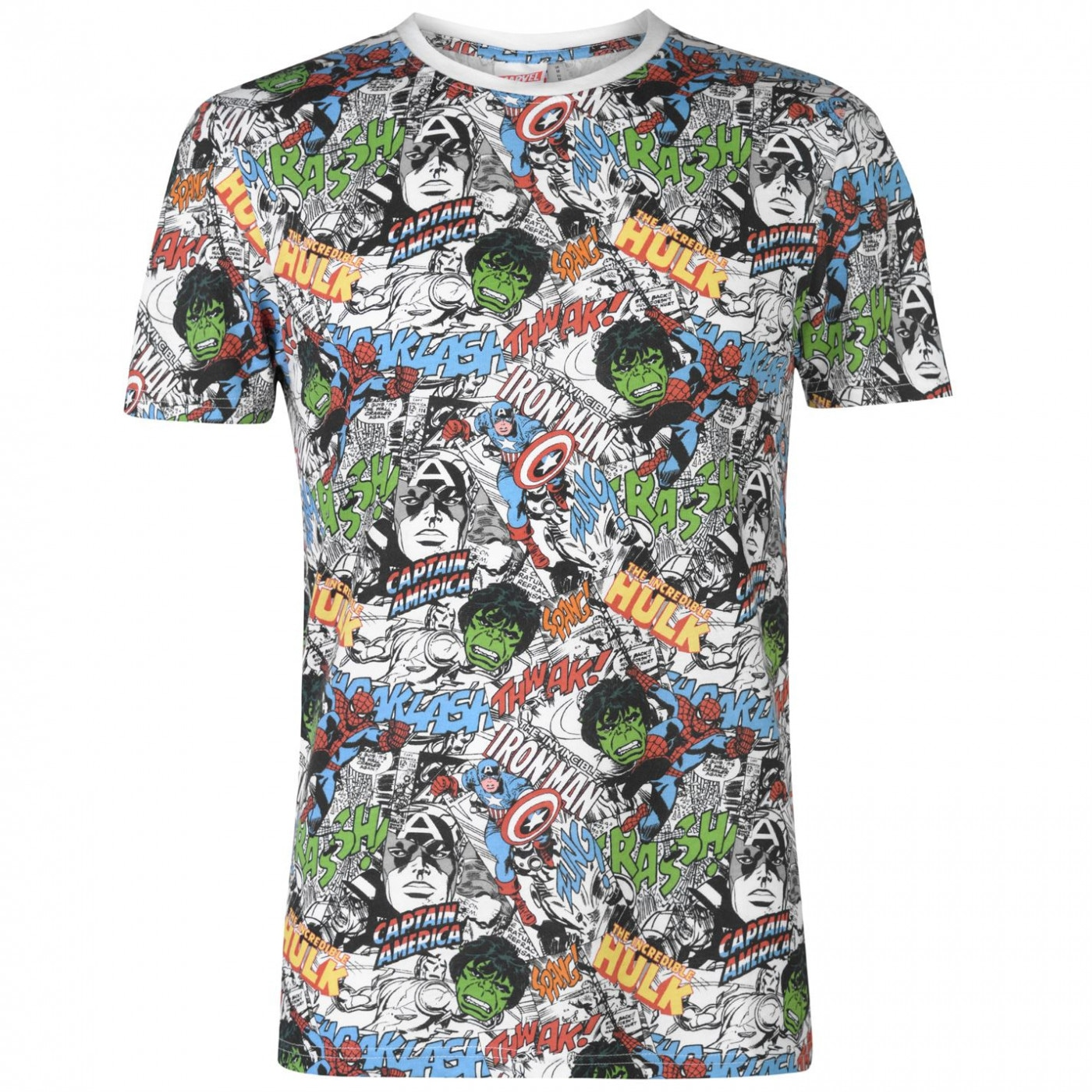 Character Short Sleeve T Shirt Mens