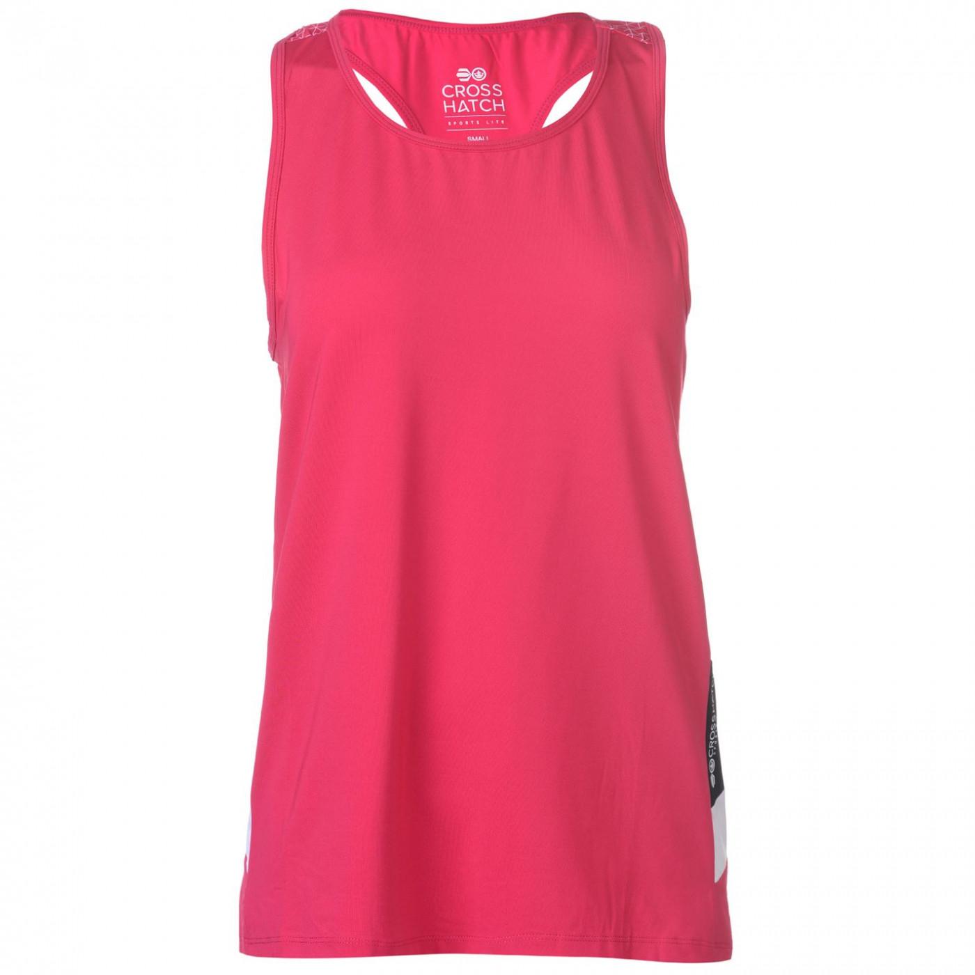 Crosshatch Roxanne Vest Ladies