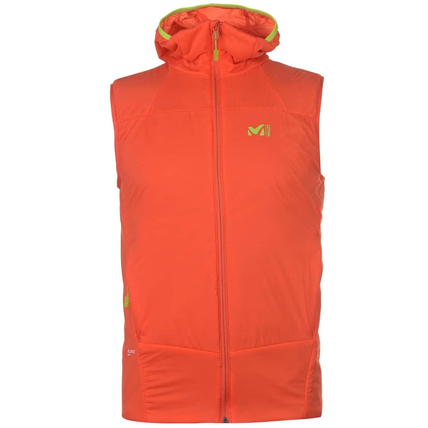 Millet Alpha Outdoor Vest Jacket Mens