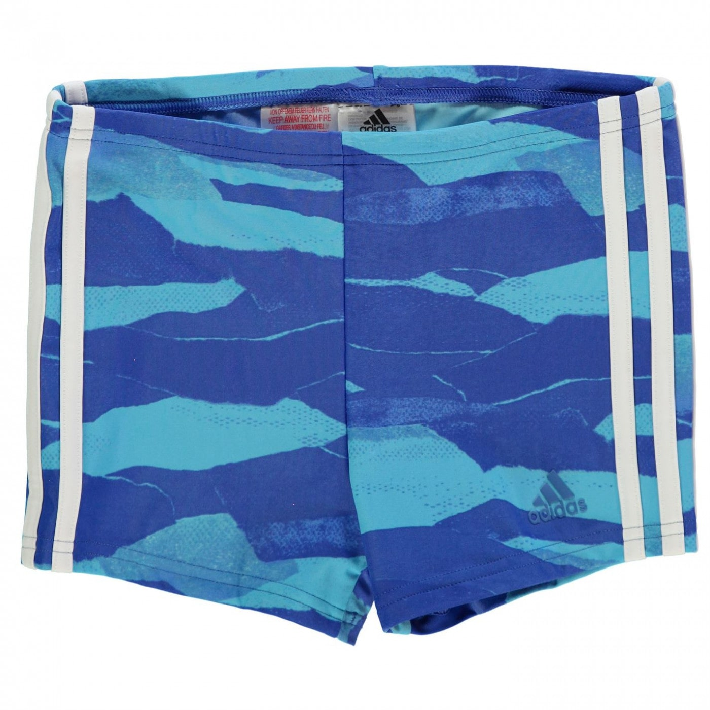 Adidas FIT 3S Swimming Boxers Junior Boys
