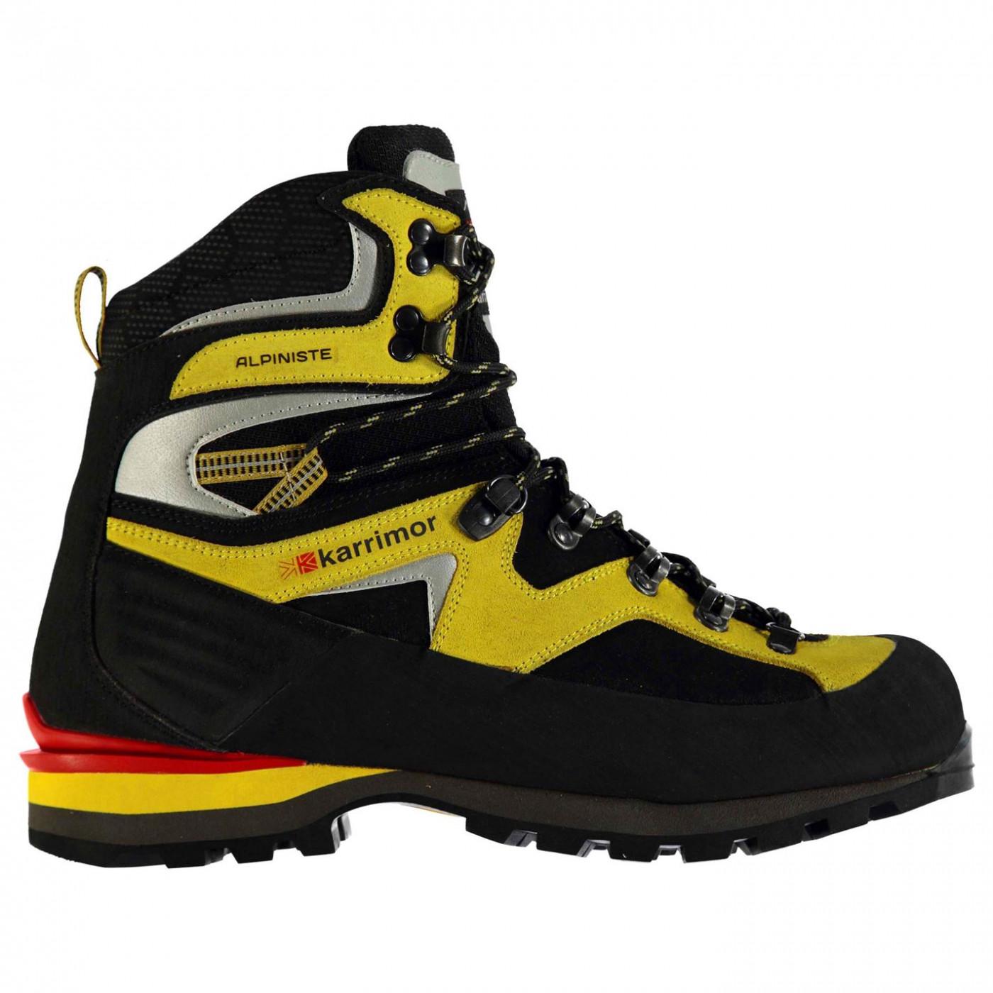 Pánska trekové topánky Karrimor Alpiniste Mountain Boots
