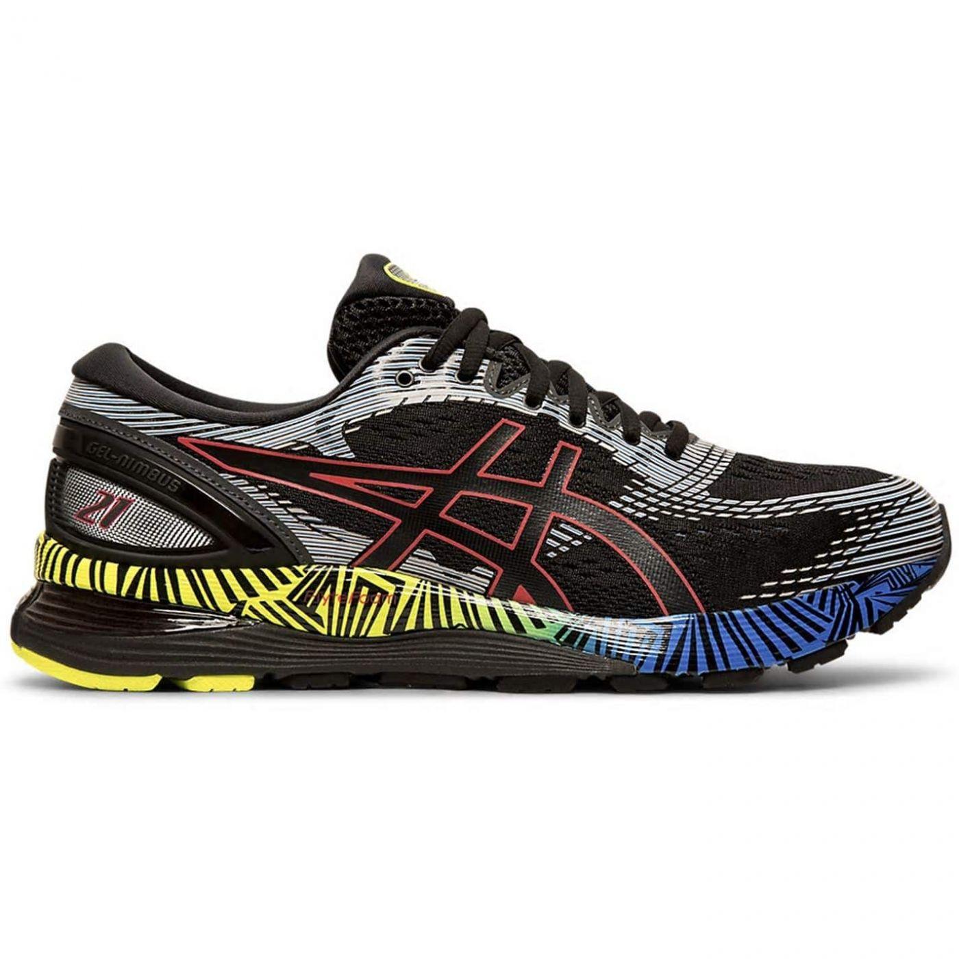 Asics GEL-Nimbus 21 LS Mens Running Shoes