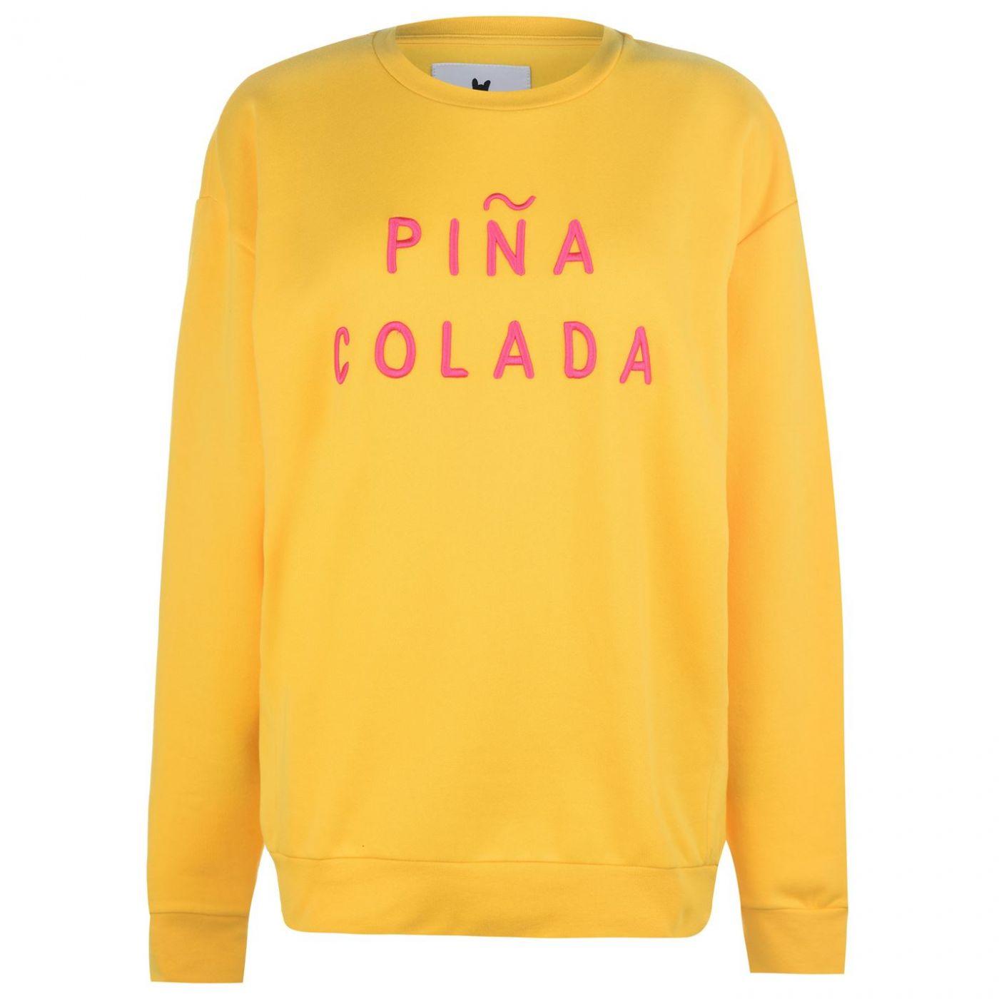 Blake Seven Pina Colada Sweatshirt